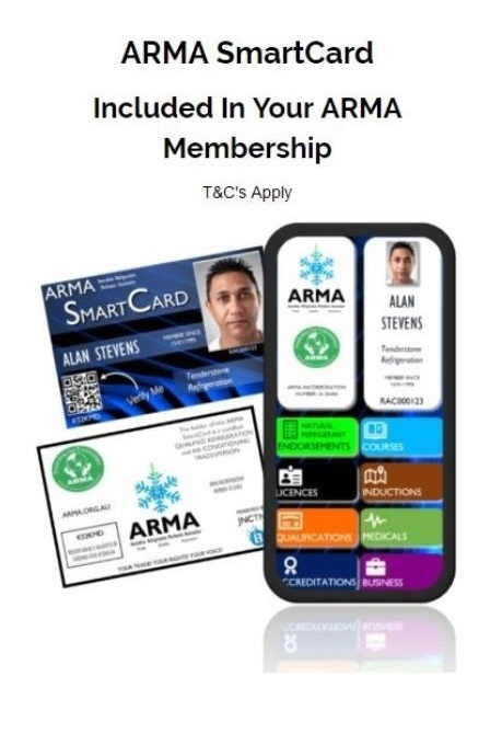 arma membership