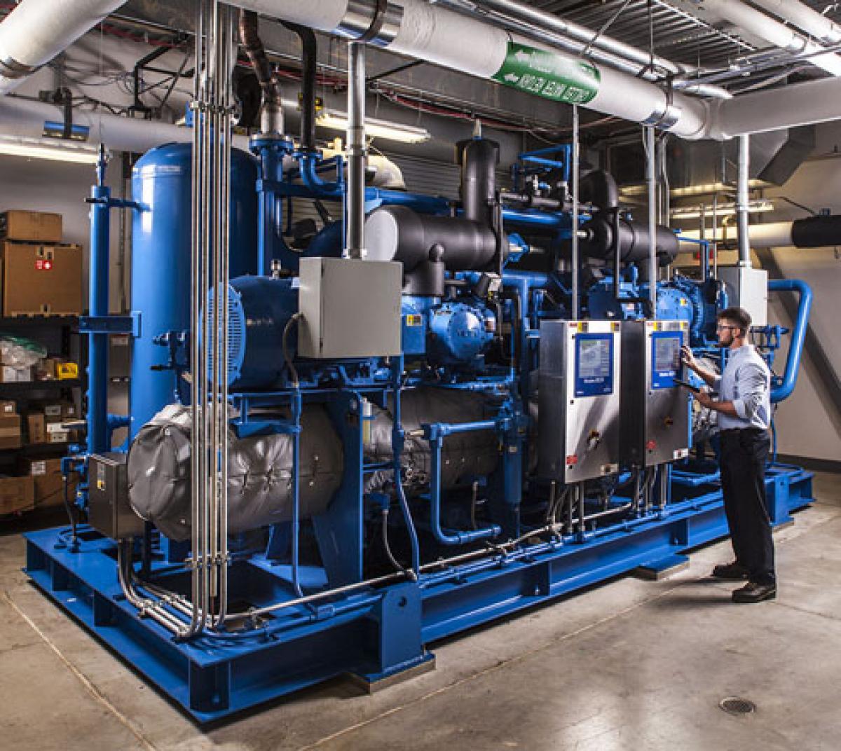emerson industrial refrigeration